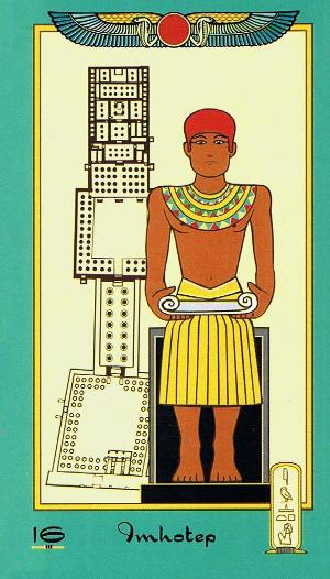 Dios Imhotep